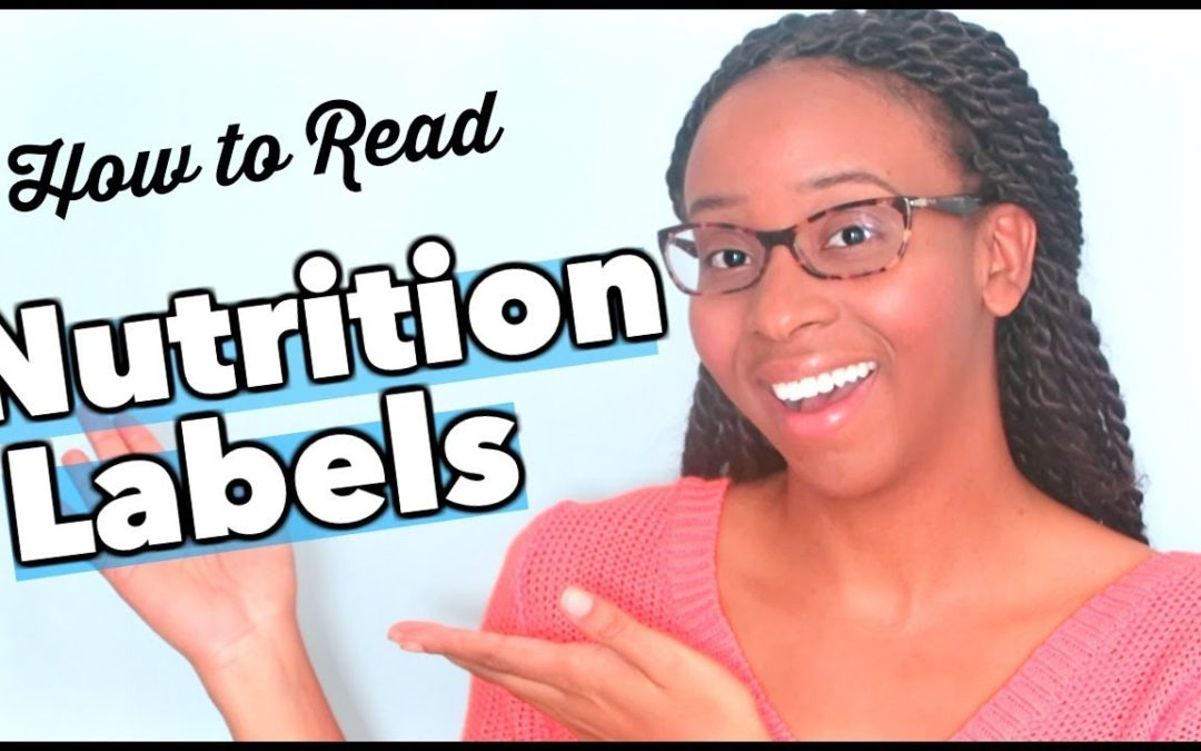 EASY | How to read + Understand the NUTRITION FACTS LABEL