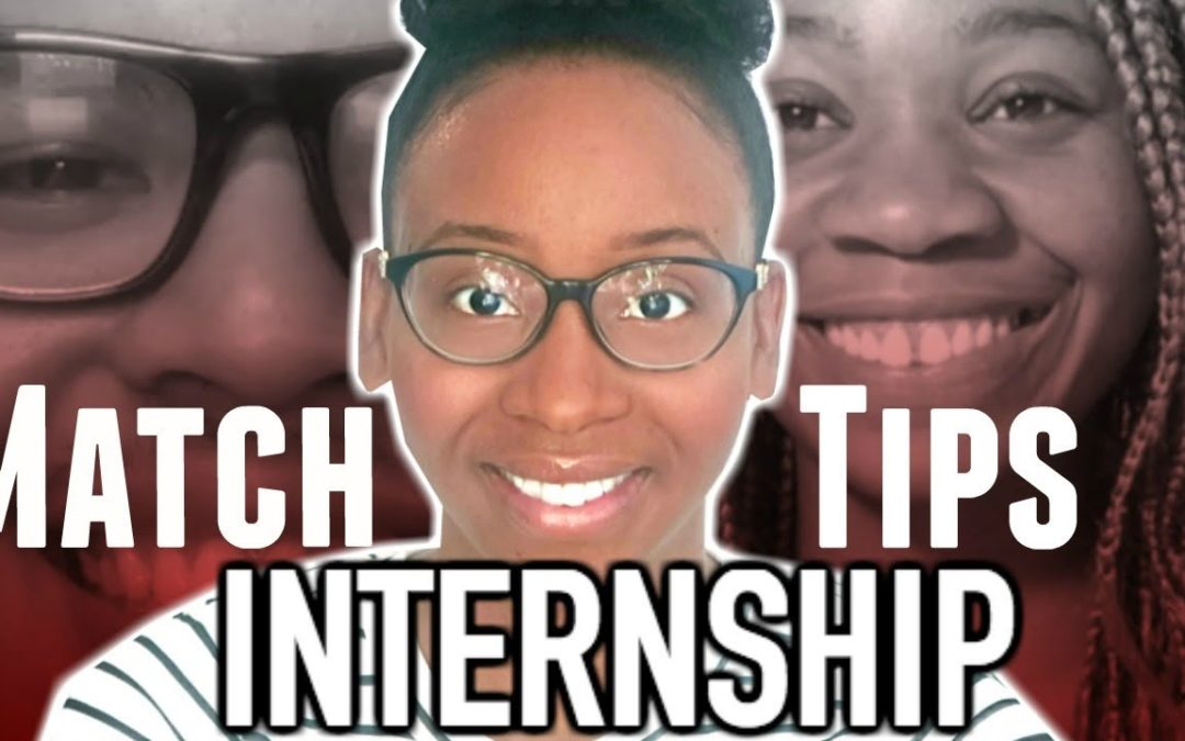 MONTH-BY-MONTH GUIDE: DIETETIC INTERNSHIP MATCH TIPS