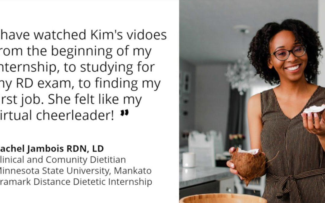 Meet Kim Rose Dietitian