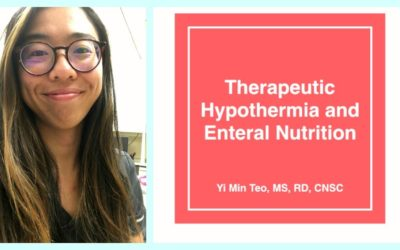 Therapeutic Hypothermia and Enteral Nutrition