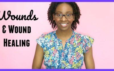 WOUNDS & WOUND HEALING