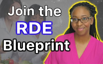 Join the RDE BluePrint