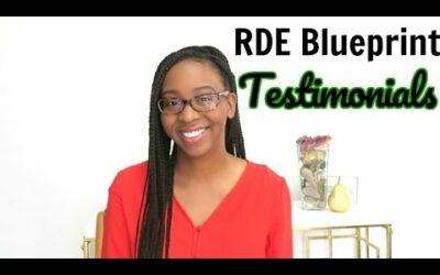 RDE Blueprint Testimonials