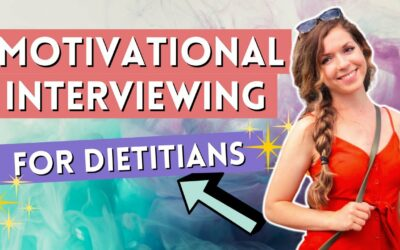 Motivational Interviewing for Registered Dietitians